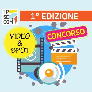 """CONCORSO  Prima Edizione – video e spot """"Nuovi Professionali Servizi Commerciali"""""""