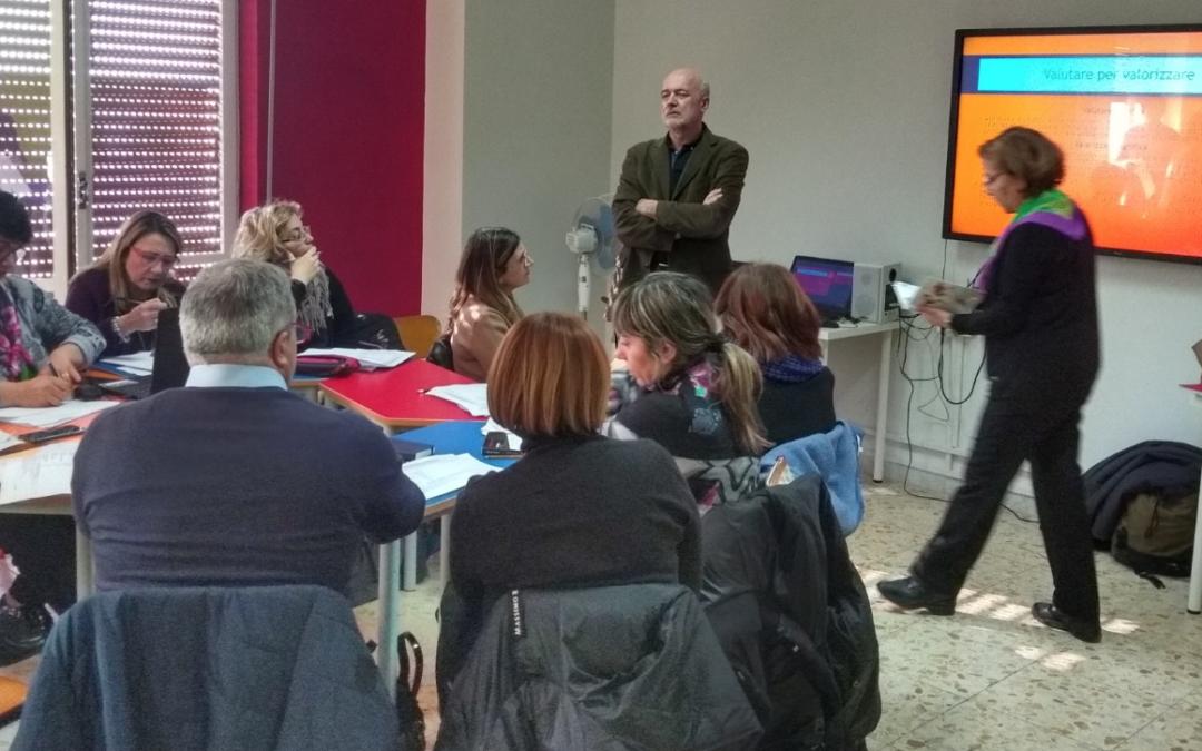 Formazione  docenti relativa alla seconda annualità delle misure di accompagnamento Nuovi Professionali