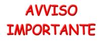 """AVVISO URGENTE: si comunica il rinvio a data da destinarsi dell'iniziativa formativa """"Valutazione e certificazione delle competenze nella nuova istruzione professionale"""""""